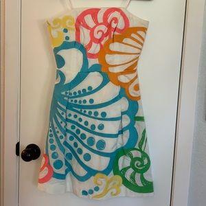Strapless Lily Dress